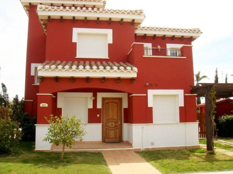 Con qu frecuencia deber a pintar el exterior de la - Como pintar la fachada de mi casa ...