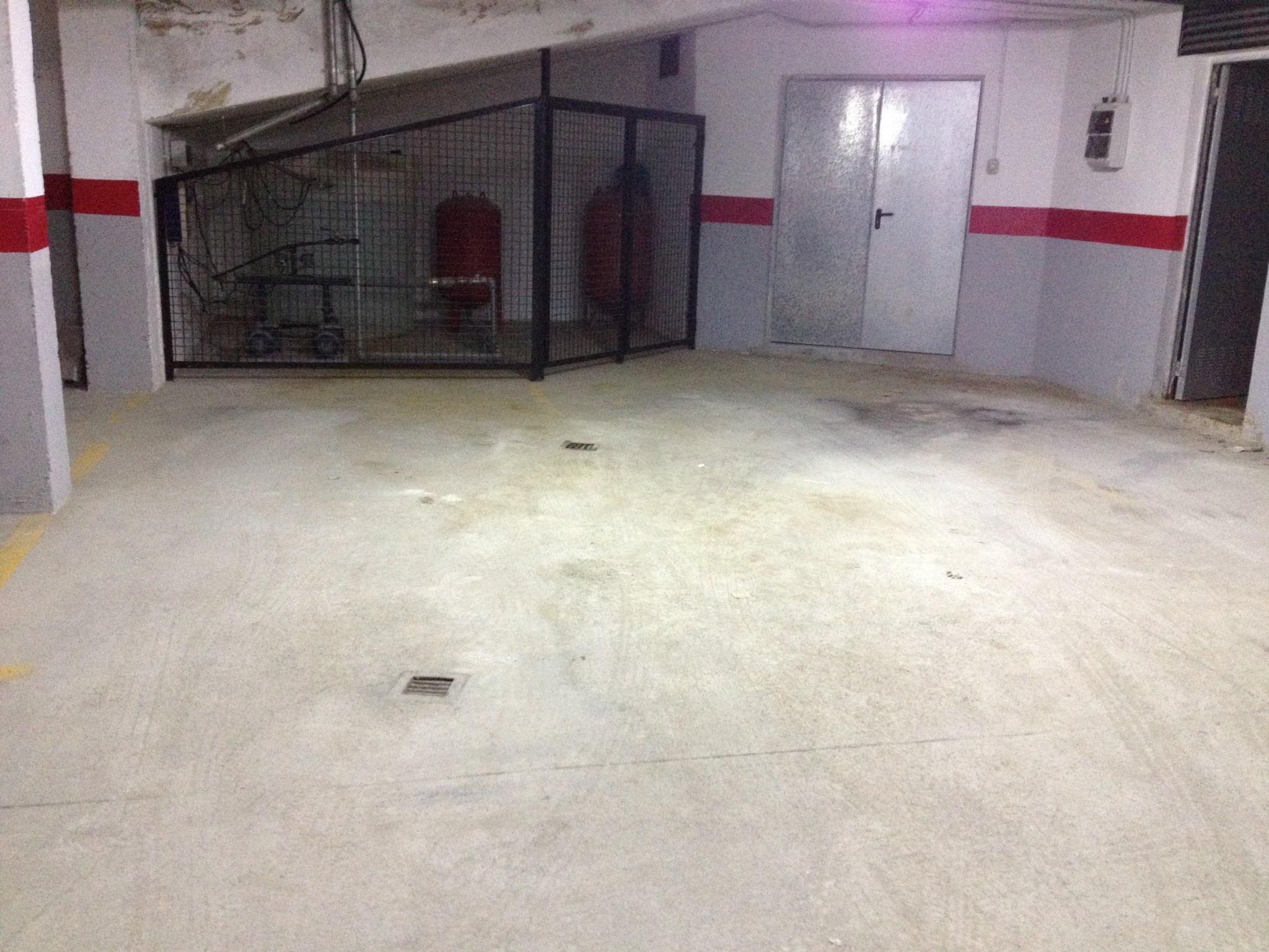 Pavimento garage pilar horadada decoramar - Garage pavimento ...